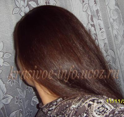 Как покрасить волосы хной и басмой в темно-каштановый цвет волос