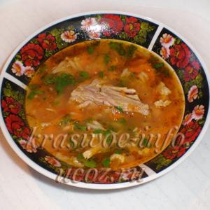 Приготовить из сушеной рыбы
